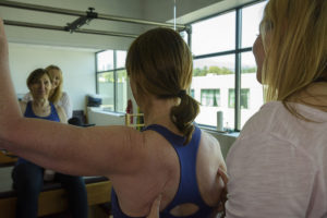Moving Spirit Pilates, Susannah Steers, North Vancouver Pilates, Pilates teacher, Pilates studio