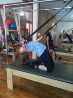 Allison Birt, Moving Spirit Pilates, Pilates Cadillac, Pilates Teacher
