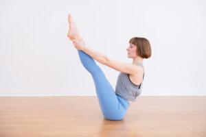 Sarah McLennan, Moving Spirit Pilates, Virtual Mat Pilates,